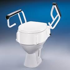 alza de baño regulable en altura